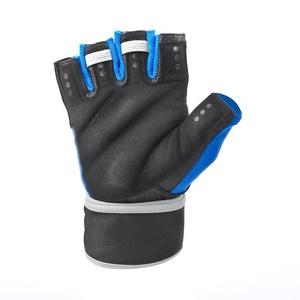 Fitness rukavice Spokey RAYO III černo-modré, Spokey