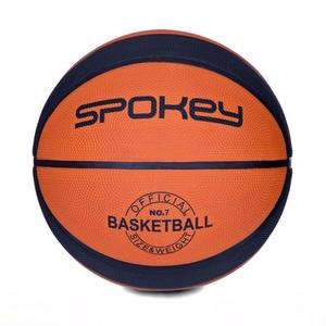 Basketbalový míč Spokey DUNK hnědý velikost 7, Spokey