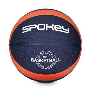 Basketbalový míč Spokey DUNK modrý velikost 7, Spokey