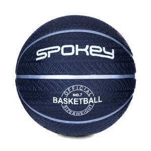 Basketbalový míč Spokey MAGIC modrý s bílým, velikost 7, Spokey