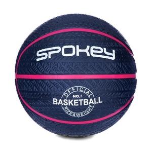 Basketbalový míč Spokey MAGIC modrý s růžovým, velikost 7, Spokey