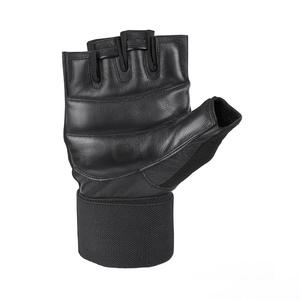 Fitness rukavice Spokey GUANTO II černé, Spokey