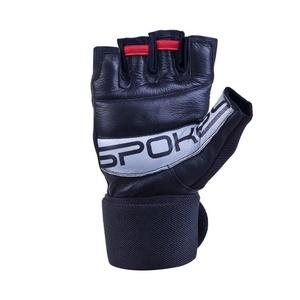 Fitness rukavice Spokey TORO II černo-červené, Spokey