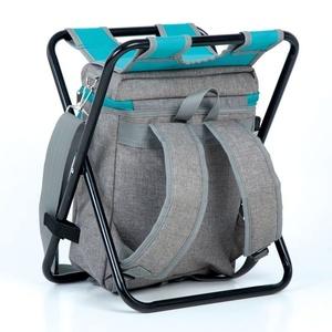 Turistické křeslo Spokey MATE batoh/termo taška, Spokey