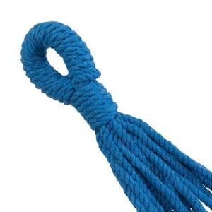 Houpací síť Spokey IPANEMA 100x200cm modrá-zelená, Spokey