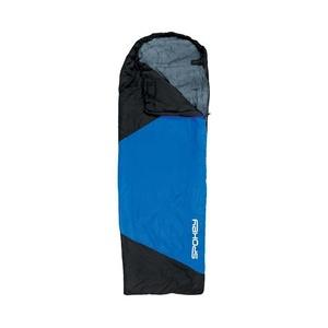 Spací pytel Spokey ULTRALIGHT 600  II černo/modrý, levé zapínání, Spokey