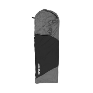 Spací pytel Spokey ULTRALIGHT 600 II černo/šedý, pravé zapínání, Spokey