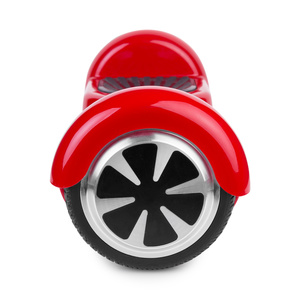 Elektroboard Spokey MOVER červený , Spokey
