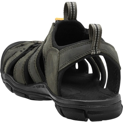 Sandály Keen CLEARWATER CNX Leather Men magnet/black, Keen