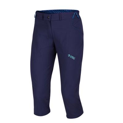 Outdoorové kalhoty Direct Alpine Iris Lady 3/4 indigo/menthol, Direct Alpine