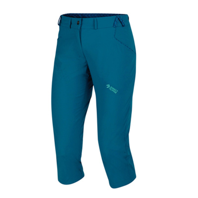 Outdoorové kalhoty Direct Alpine Iris Lady 3/4 petrol/menthol, Direct Alpine