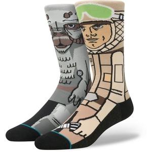 Ponožky Stance Sub Zero Tan , Stance