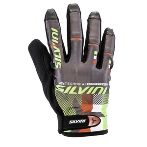 Pánské rukavice Silvini TEAM MA850 green, Silvini