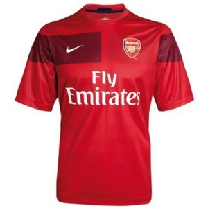 Triko Nike Arsenal SS Pre Match Top 355071-620, Nike