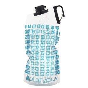 Láhev Platypus DuoLock SoftBottle Platy Logo 2 l, Platypus