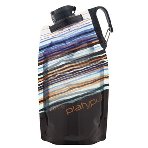 Láhev Platypus DuoLock SoftBottle Orange Skyline 0,75 l, Platypus