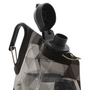 Láhev Platypus DuoLock SoftBottle Gray Prisms 0,75 l, Platypus