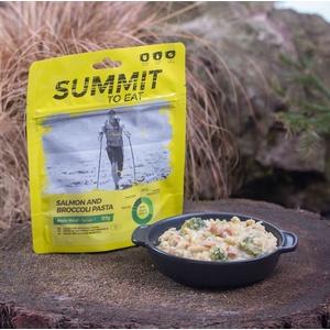 Summit To Eat losos s těstovinami a brokolicí velké balení 806200, Summit To Eat