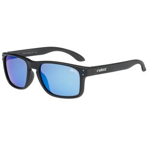 Dětské sluneční brýle RELAX Melite bílé R3067D, Relax