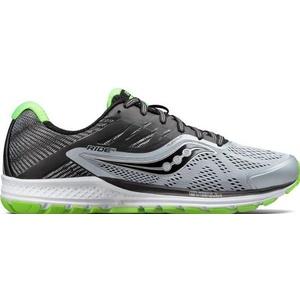 Pánské běžecké boty Saucony Ride 10 Grey/Black/Slime, Saucony