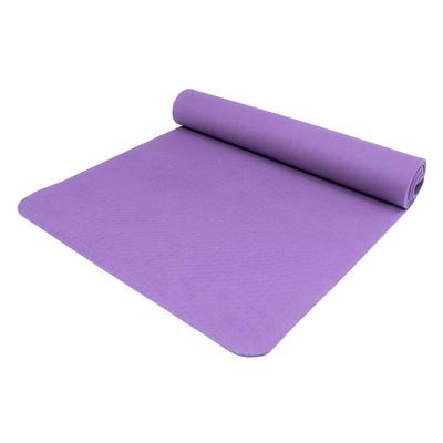 Podložka na jogu Yoga Mat TPE tm.fialová, Yate