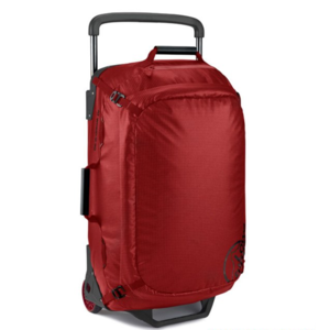 Cestovní taška LOWE ALPINE AT Wheelie 90 Pepper red/Black, Lowe alpine