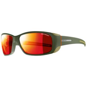 Sluneční brýle Julbo MONTEBIANCO SP3 CF army/camel/orange, Julbo