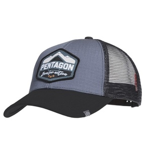Kšiltovka Era Trucker Born for action PENTAGON® Wolf Grey, Pentagon