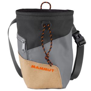 Pytlík na magnézium MAMMUT Rough Rider Chalk Bag Sand 7047, Mammut