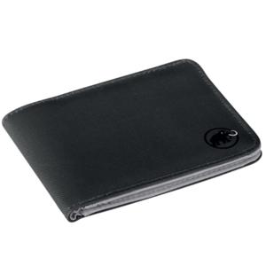 Peneženka Mammut Flap Wallet Black 0001, Mammut