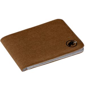 Peneženka MAMMUT Flap Wallet Mélange Timber, Mammut