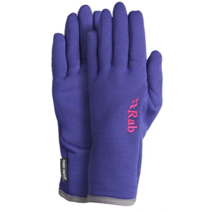 Rukavice Rab Power Stretch Pro Glove Women's indigo/IN, Rab