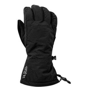 Rukavice Rab Storm Glove 2018 black/BL, Rab
