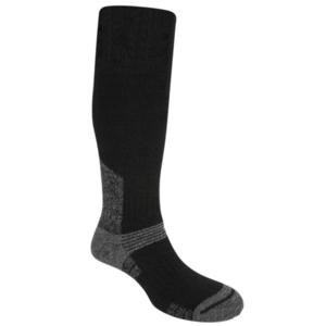 Ponožky Bridgedale Explorer Heavyweight Merino Performance Knee black/818, bridgedale