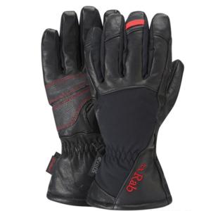 Rukavice Rab Guide Glove black/BL, Rab