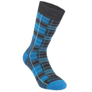 Ponožky Bridgedale Hike Lightweight Merino Performance Boot blue/dark grey/122, bridgedale
