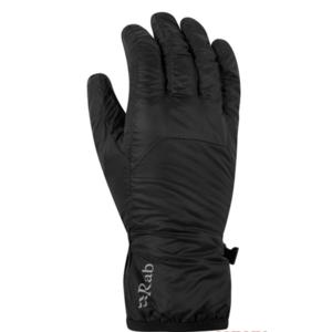 Rukavice Rab Xenon Glove black/BL