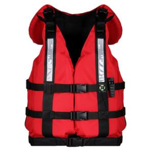 Plovací vesta Hiko X-TREME RAFT 10500 červená