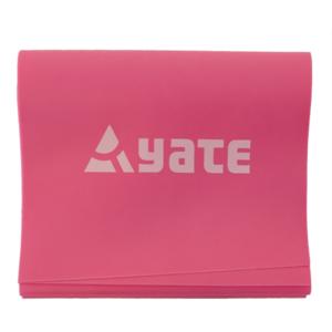 Fitband Yate 200x12cm středně tuhý/červený, Yate