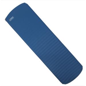 Samonafukovací karimatka YATE Trekker Stretch 3,8 modrá/šedá, Yate