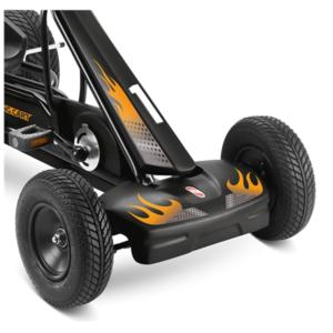 Dětská šlapací kára PUKY Cart AIR F 1L černá, Puky