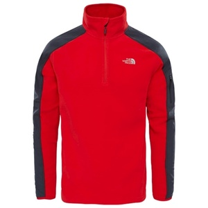 Mikina The North Face M 100 GLACIER 1/4 ZIP 2UAPHCL, The North Face