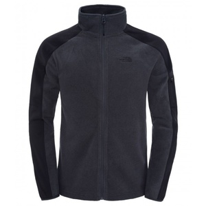 Mikina The North Face M GLACIER DELTA FULL ZIP 2UAYDYZ, The North Face