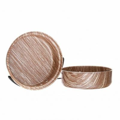Sada nádobí Alb Collection Wood 2-dílná 0628, ALB