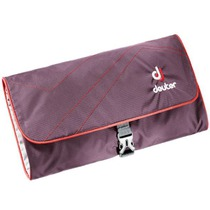 Toaletka Deuter Wash Bag  II aubergine-fire  (39434), Deuter