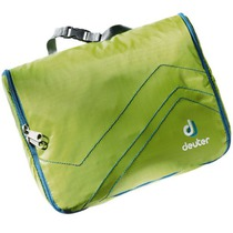 Toaletka Deuter Wash Bag Center Lite I Moss-arctic (3900216), Deuter