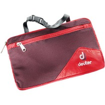 Toaletka Deuter Wash Bag Lite II fire-aubergine (3900116)