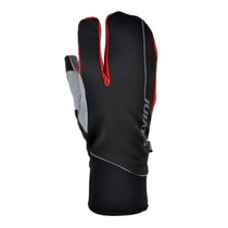 Rukavice Silvini Cerreto UA1134 black-red, Silvini