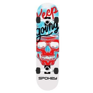 Skateboard Spokey SKALLE 78,7 x 20 cm, ABEC7, Spokey