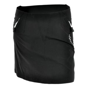 Dámská cyklistická sukně Silvini INVIO WS859 black-white, Silvini